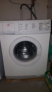 Waschmaschine von AEG Lavamat