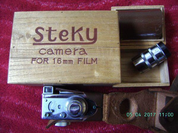 Steky Miniatur Kamera » Sonstige Sammlungen