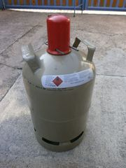 Propangasflasche 11 Kg leer Tauschflasche
