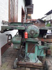 Verkaufe Kombimaschine Kreissäge und Fräse