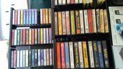 Sammlungsaufloesung Musikkassetten und