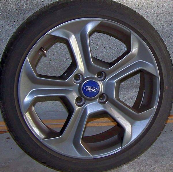 Original Ford FIESTA ST Felgen
