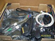 Verkaufe verschiedene Kabel - eine ganze