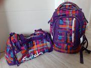 Satch Rucksack mit Sporttasche