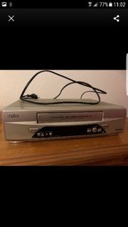 vhs videorecorder