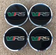 4 x Nabendeckel VRS-Logo für