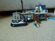 Lego Sumpfpolzei