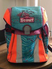 Schulranzen von Scout gereinigt guter