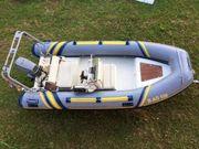 RIB Festrumpf Schlauchboot 4 40