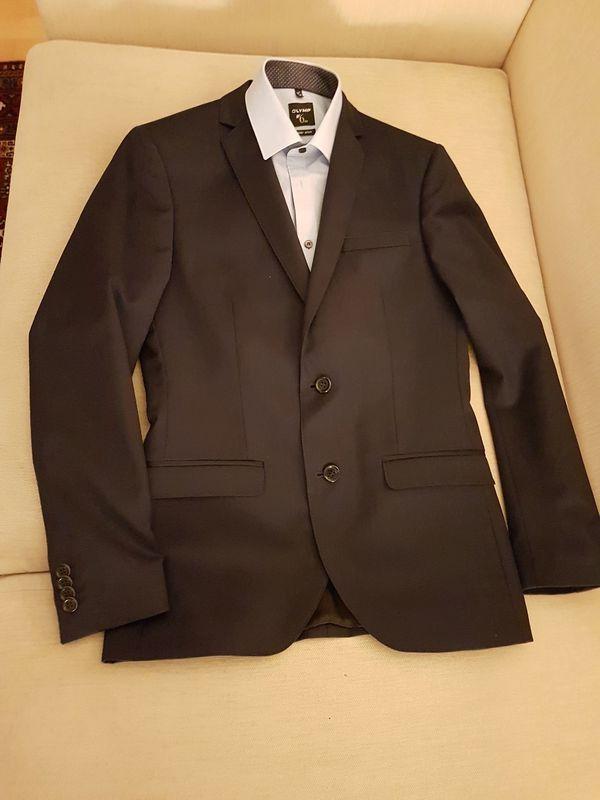 Dunkelblaues Jacket Gr 44 - ideal